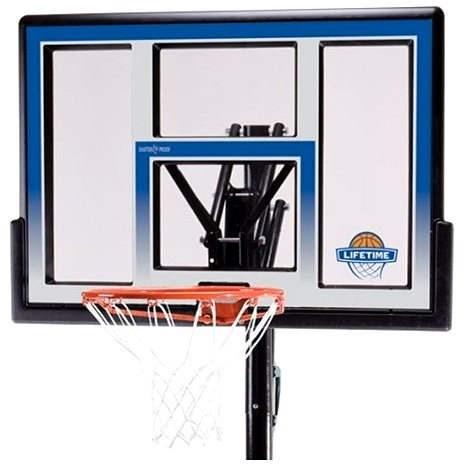 Kôš Courtside - Basketbalová súprava