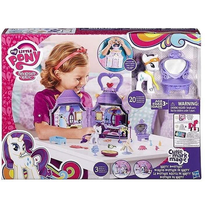 My Little Pony - Rarity Boutique - Herná sada