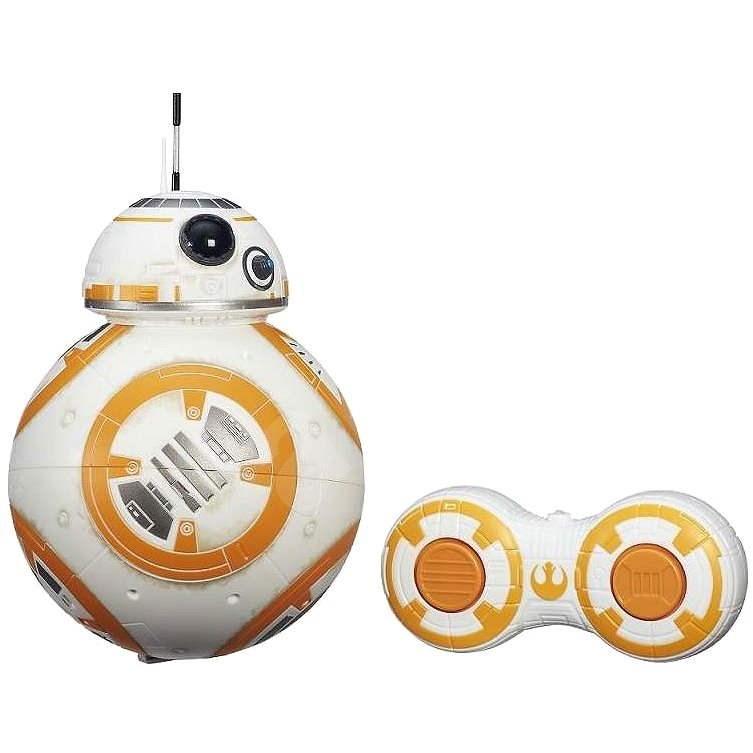 Star Wars Epizóda 7 - BB8 droid na diaľkové ovládanie - RC model