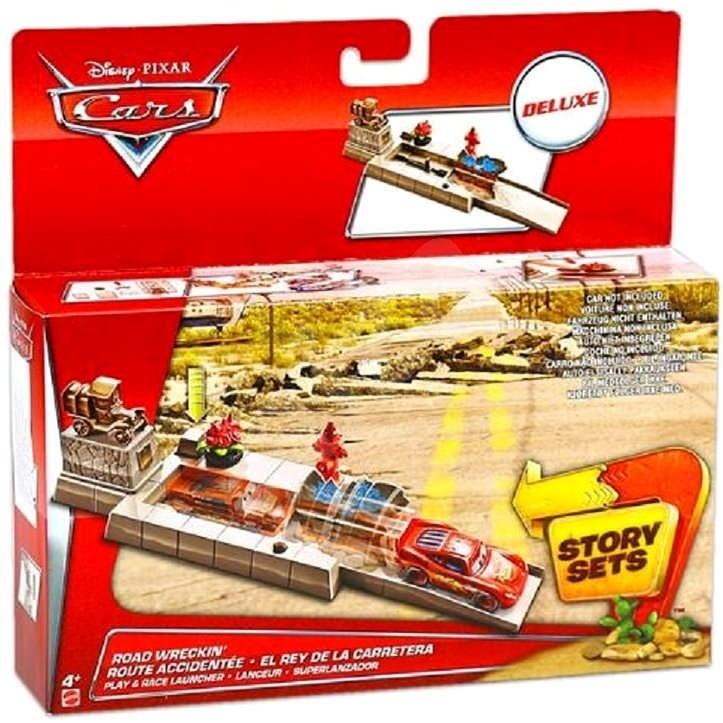 Mattel Cars - Veľké Road Road Wreckin - Auto