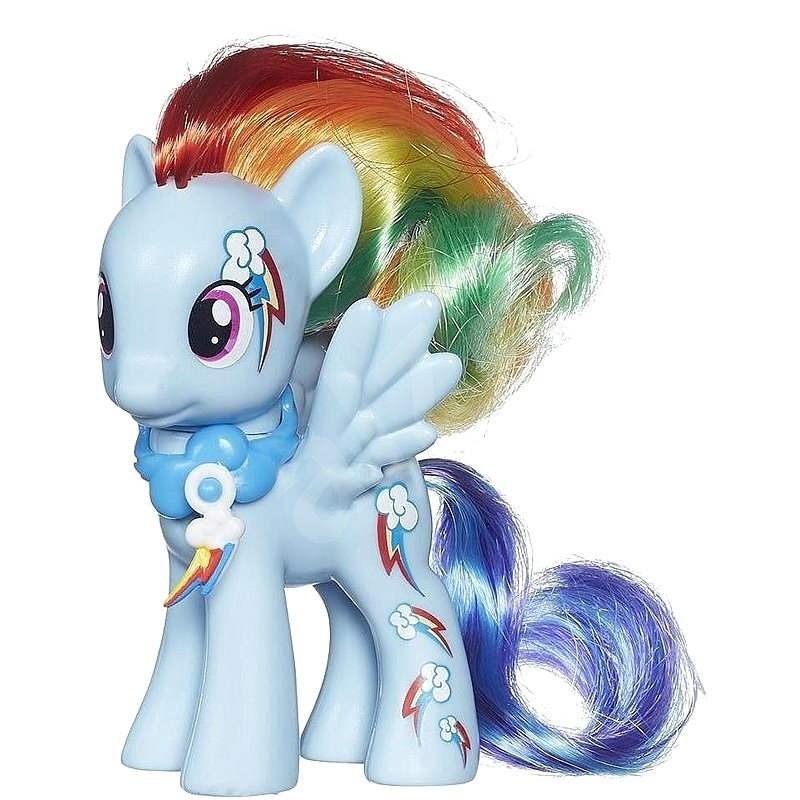 My Little Pony - Poník s krásnym znamienkom Rainbow Dash - Herná sada