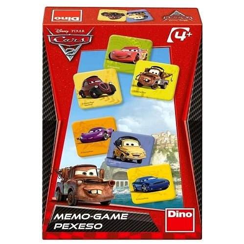Pexeso - Cars 2 - Pexeso