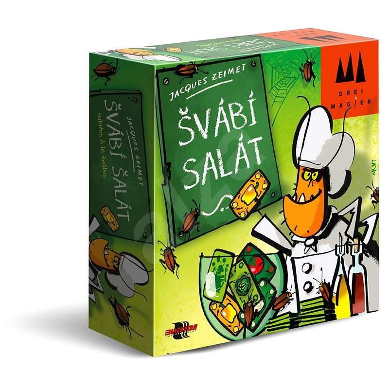 Švábí šalát - Kartová hra