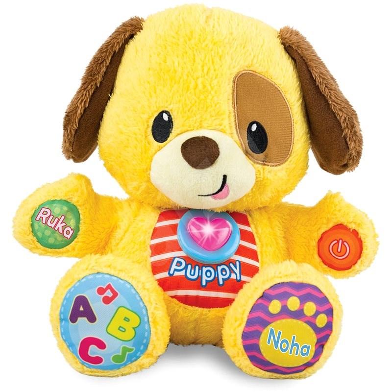 Psík Puppy - Didaktická hračka
