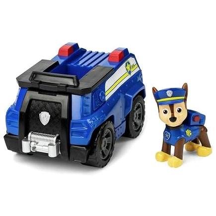 Tlapková patrola Základné vozidlá Chase - Auto