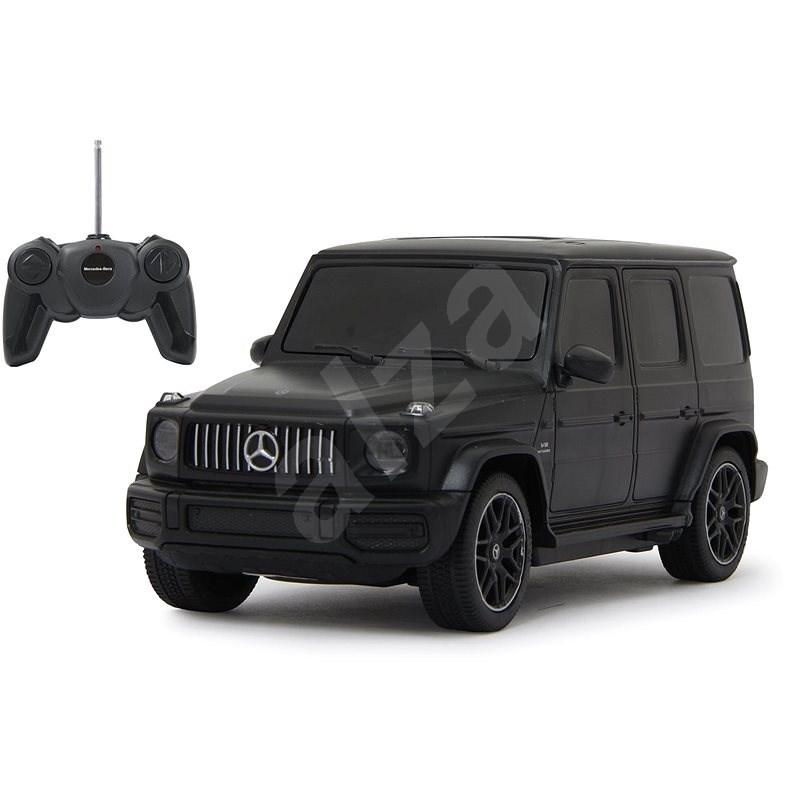 Jamara Mercedes-AMG G 63, 27 MHz, 1:24 čierne - RC auto na diaľkové ovládanie