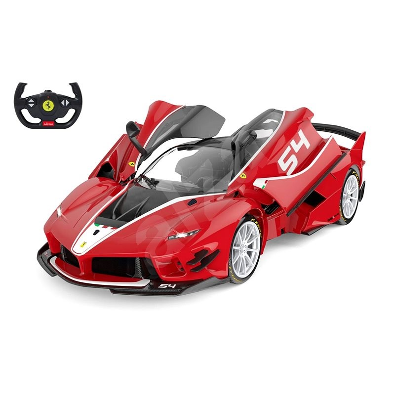Jamara Ferrari FXX K Evo 1:14 red door manual 2,4 GHz A - RC auto na diaľkové ovládanie