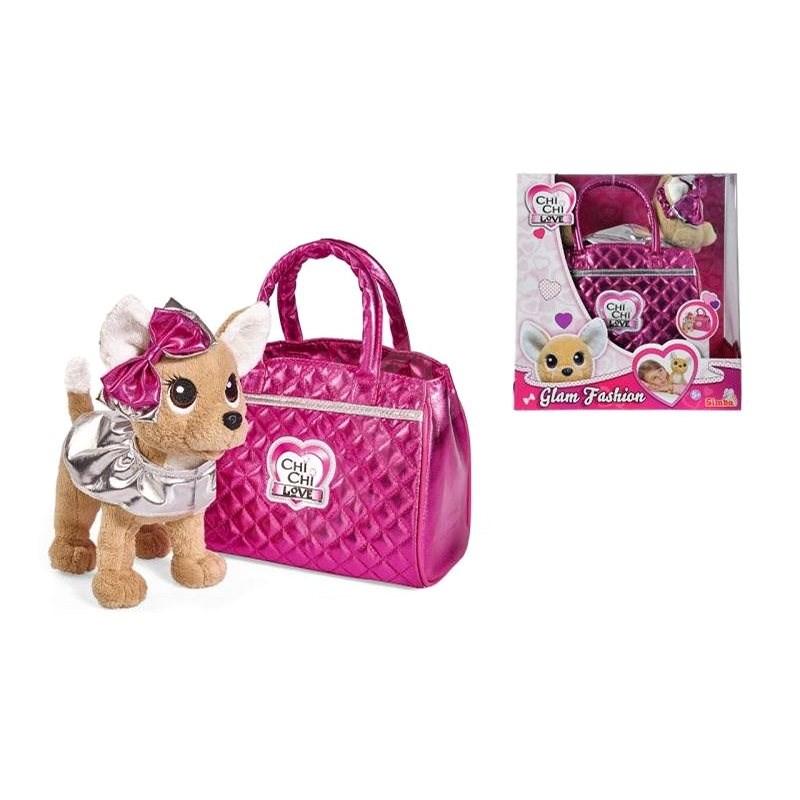 Simba ChiChi Love Psík čivava Glam Fashion - Plyšová hračka