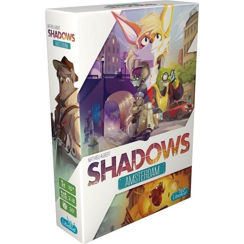 Shadows Amsterdam - Stolová hra