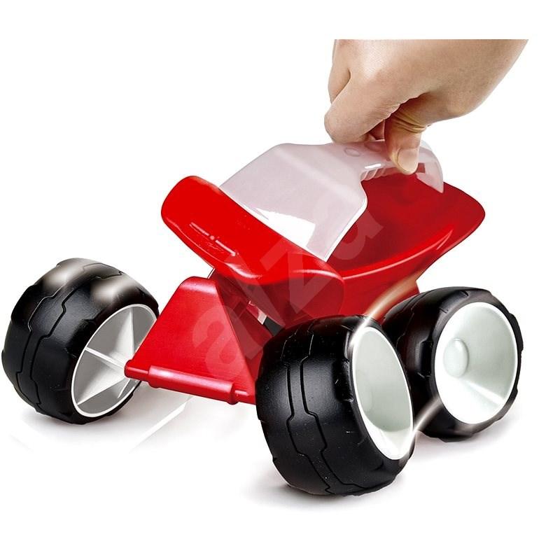 Hape Bugina červená - Auto