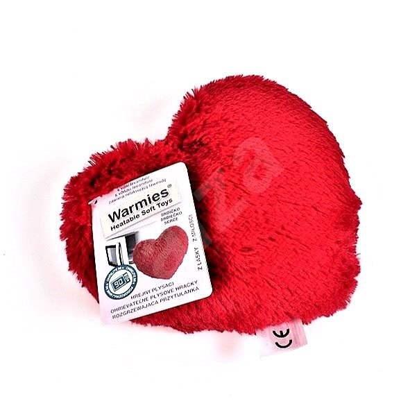 Horúce srdce - Plyšová hračka
