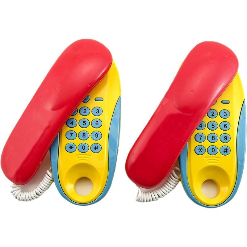 Telefóny z izby do izby - Dekorácia do detskej izby