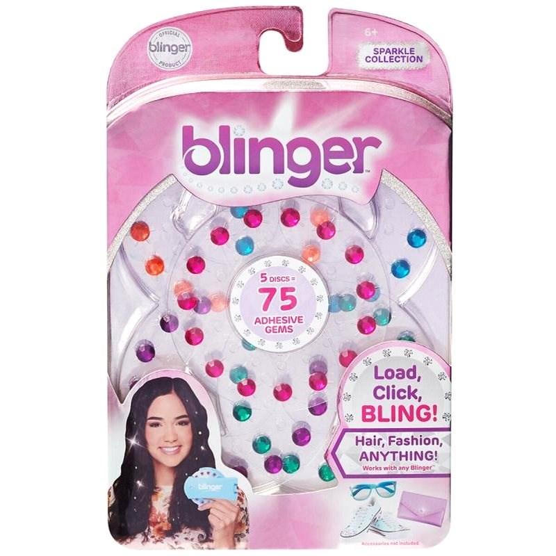 Blinger: Náhradná náplň – farebná - Kreatívna súprava