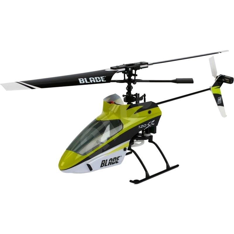 Blade 120 S RTF Mód 1 - RC vrtuľník na ovládanie
