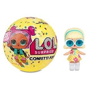 L.O.L. Surprise Confetti Bábika - Figúrky