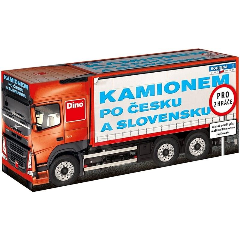 Kamiónom po Česku a Slovensku - Rodinná hra