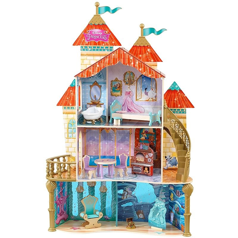 Kid Kraft Palác Ariel - Domček pre bábiky