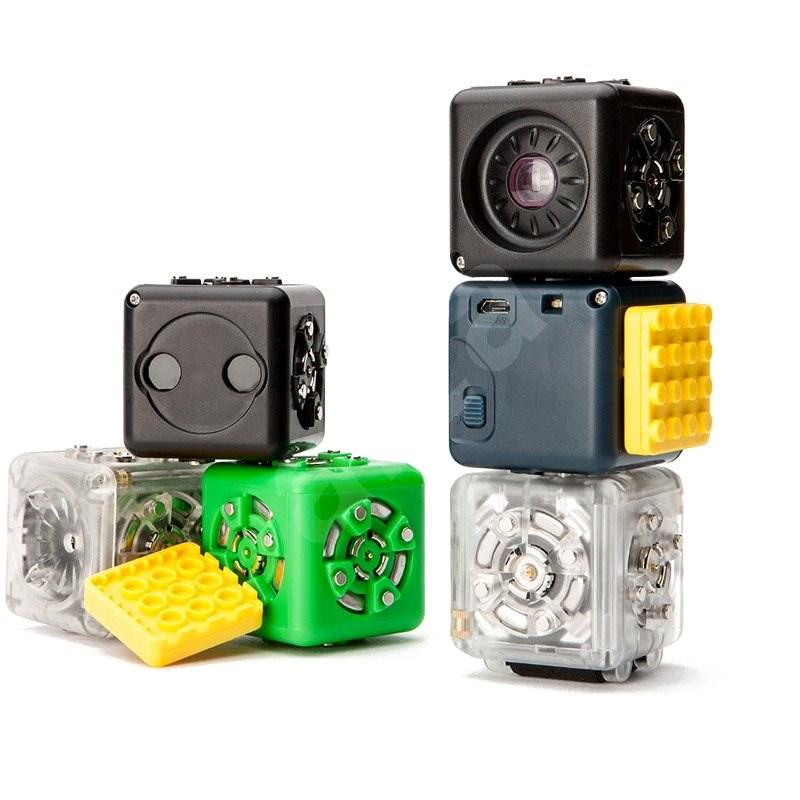 Cubelets – súprava 6 kusov - Elektronická stavebnica