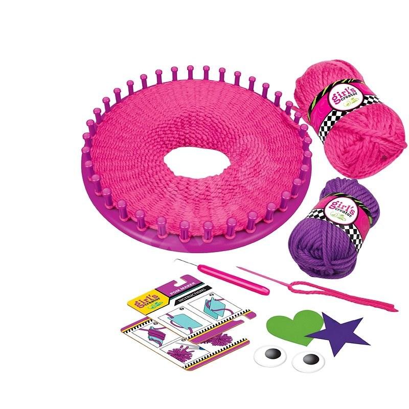 Wiky Bláznivé čapice Monster hat - Šitie pre deti