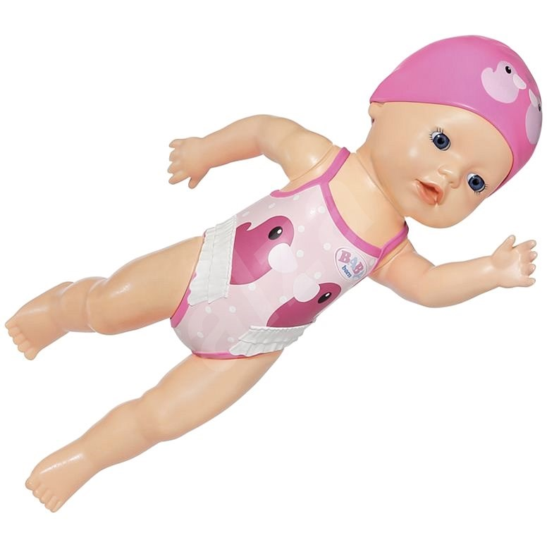 BABY born My First Plavec - Bábika