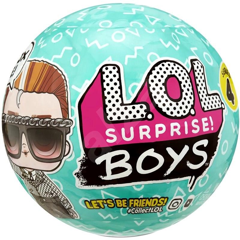 L.O.L. Surprise! Chlapec, vlna 3 - Bábika
