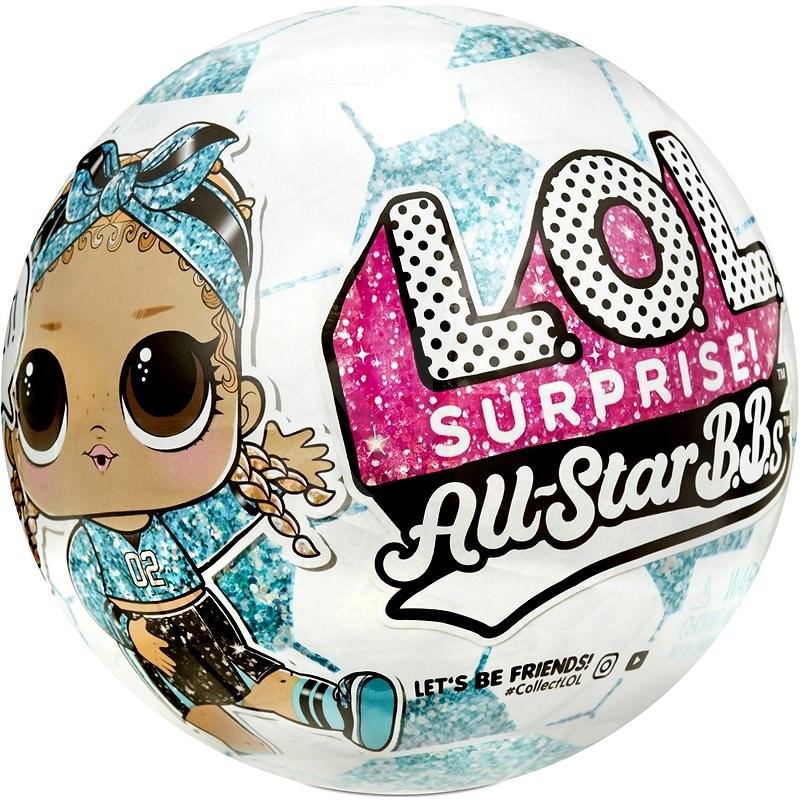 L.O.L. Surprise! Športové hviezdy futbalu - Bábika