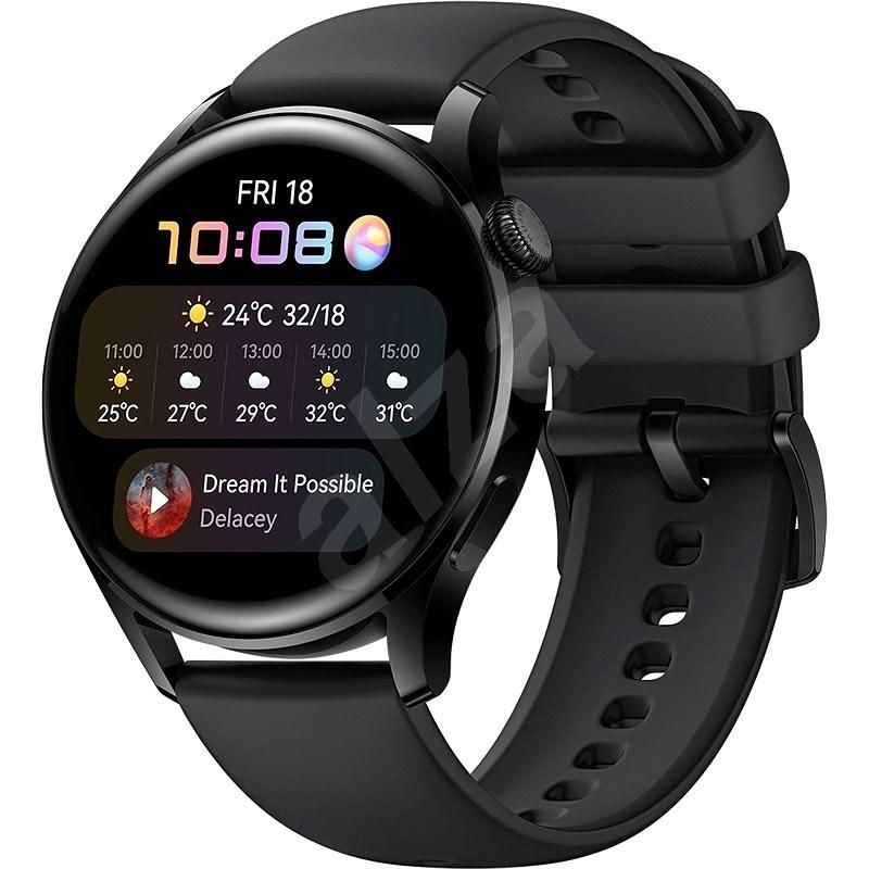 Huawei Watch 3 Black - Smart hodinky
