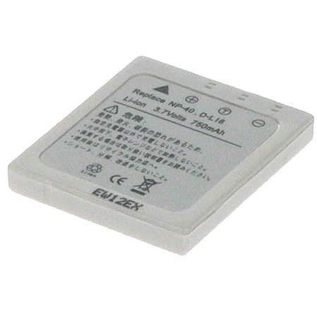 AVACOM za Fujifilm NP-40, NP-40N Li-ion 3.7 V 800 mAh - Batéria do fotoaparátu