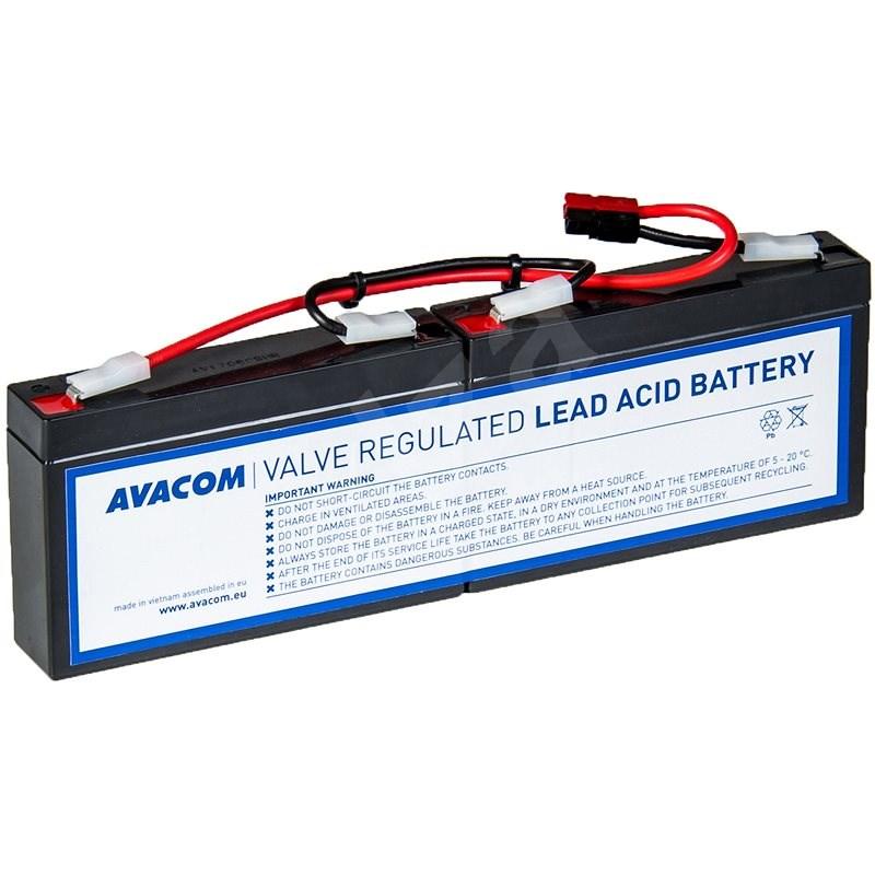 AVACOM náhrada za RBC18 - batérie pre UPS - Nabíjateľná batéria