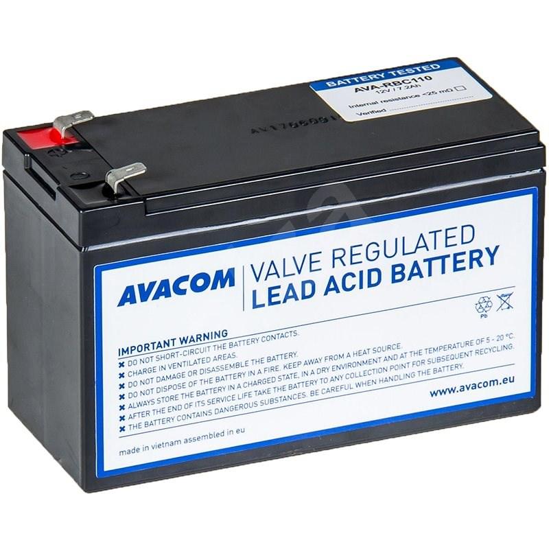 AVACOM náhrada za RBC110 – batéria pre UPS - Nabíjateľná batéria