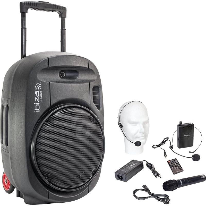 Ibiza Sound PORT12UHF-MKII - Reproduktor