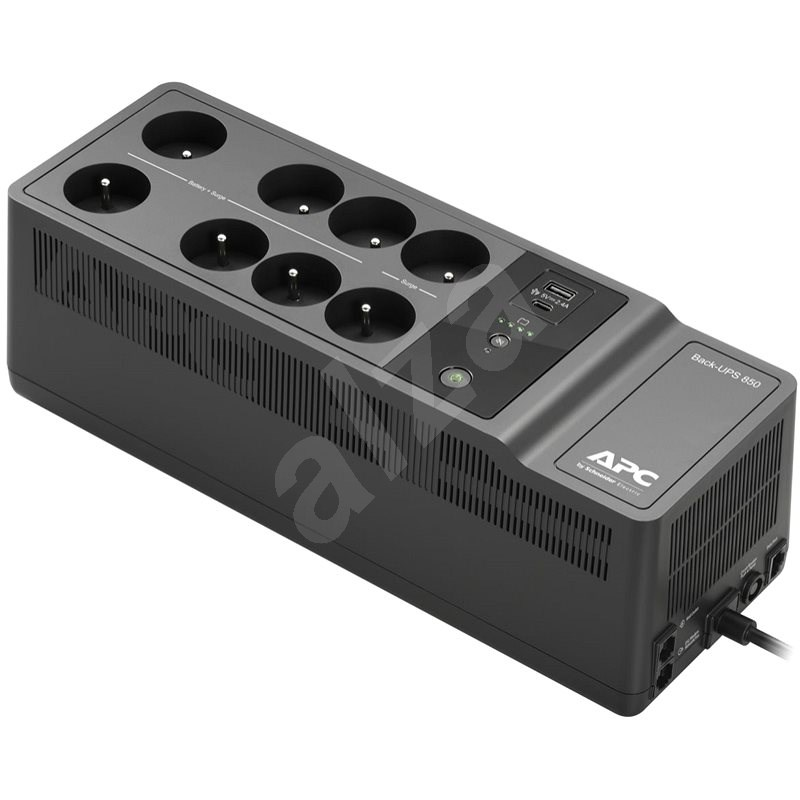 APC Back-UPS BE-850 VA - Záložný zdroj