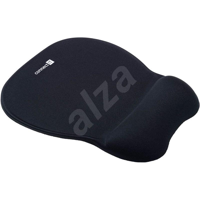 CONNECT IT Health CI-501 čierna - Podložka pod myš