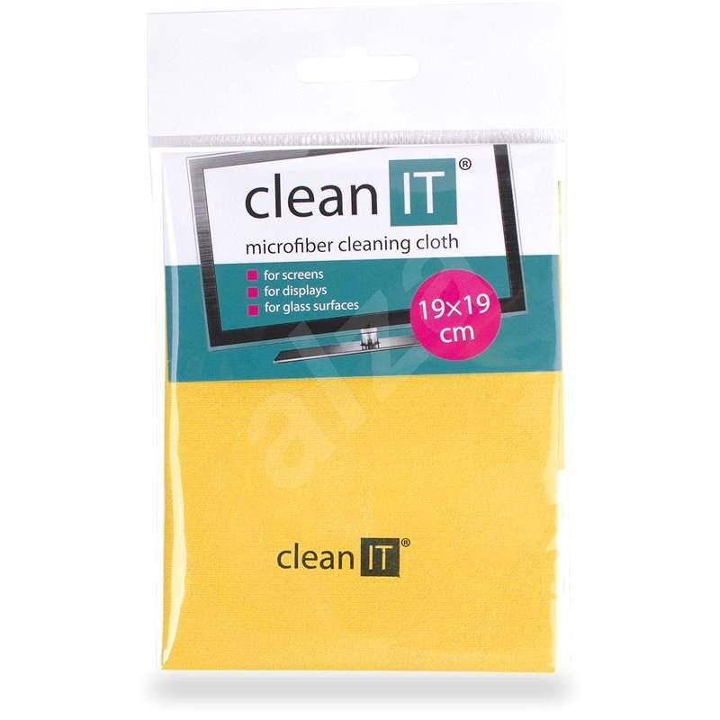 CLEAN IT CL-712 žltá - Čistiaca utierka