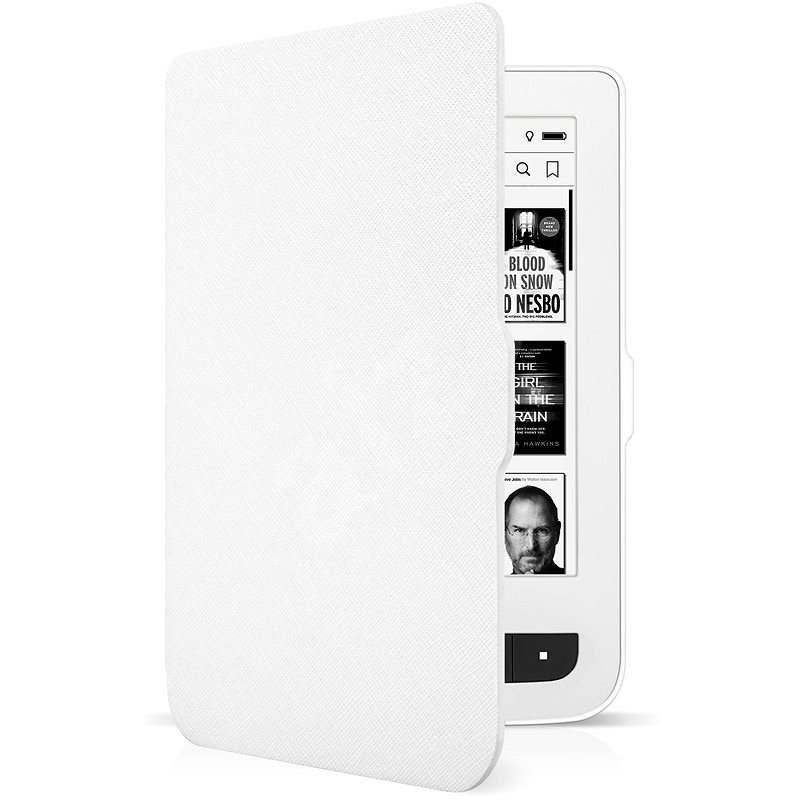 CONNECT IT pre PocketBook 624/626 biele - Puzdro na čítačku kníh
