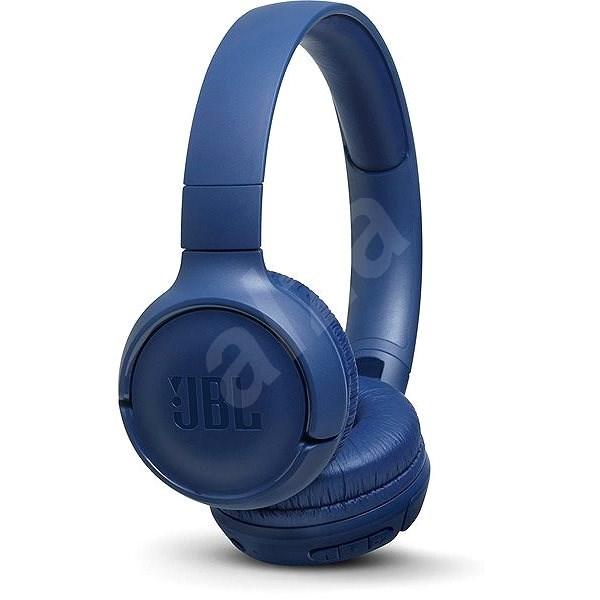 JBL Tune 500BT modré - Bezdrôtové slúchadlá