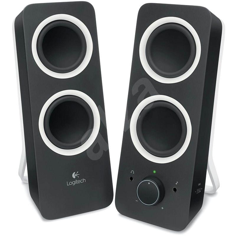 Logitech Multimedia Speakers Z200 čierne - Reproduktory