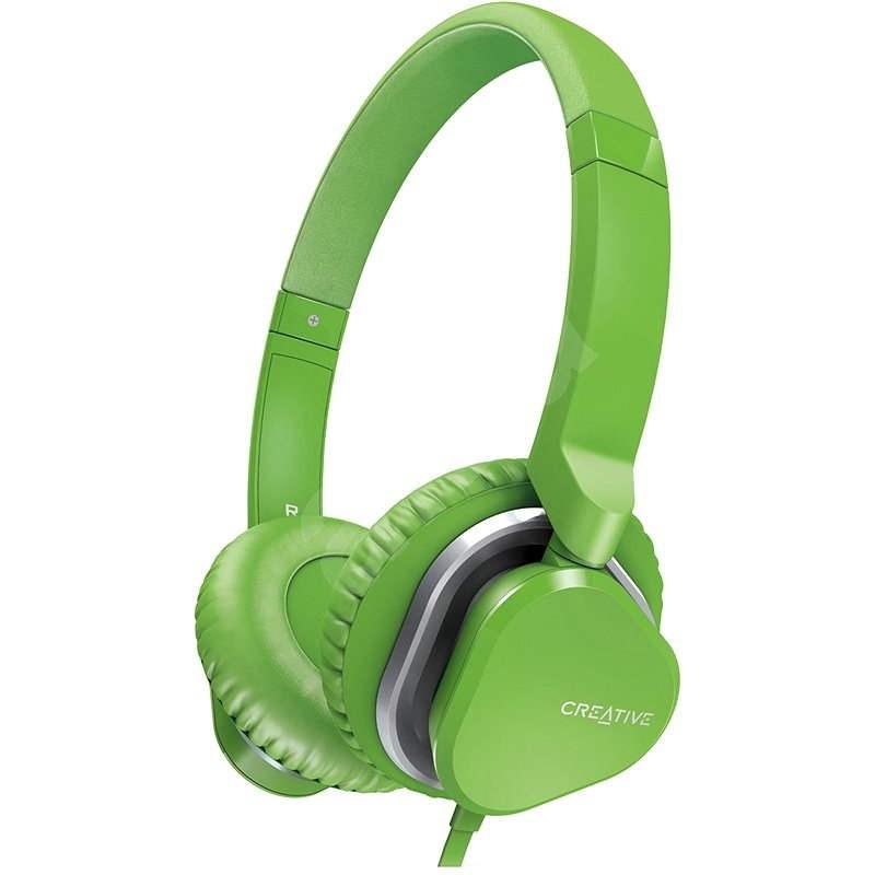Creative Hitz MA2400 zelené - Slúchadlá