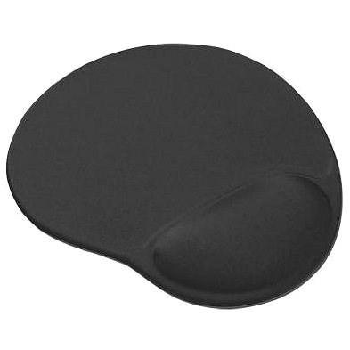 Trust Bigfoot Gel Mouse Pad čierna - Podložka pod myš