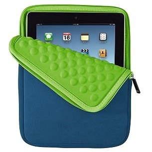Trust Neoprene Anti-shock bubble sleeve - modré - Puzdro na tablet