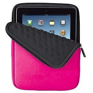 Trust Neoprene Anti-shock bubble sleeve - růžové - Puzdro na tablet