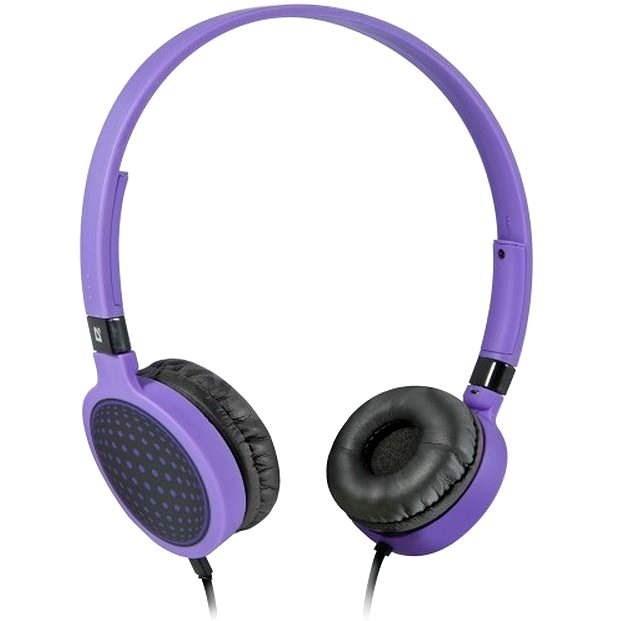 Defender Accord HN-048 fialová - Slúchadlá