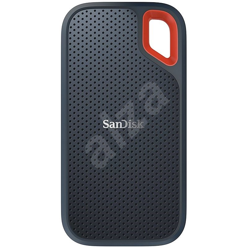 SanDisk Extreme Portable SSD 500 GB - Externý disk
