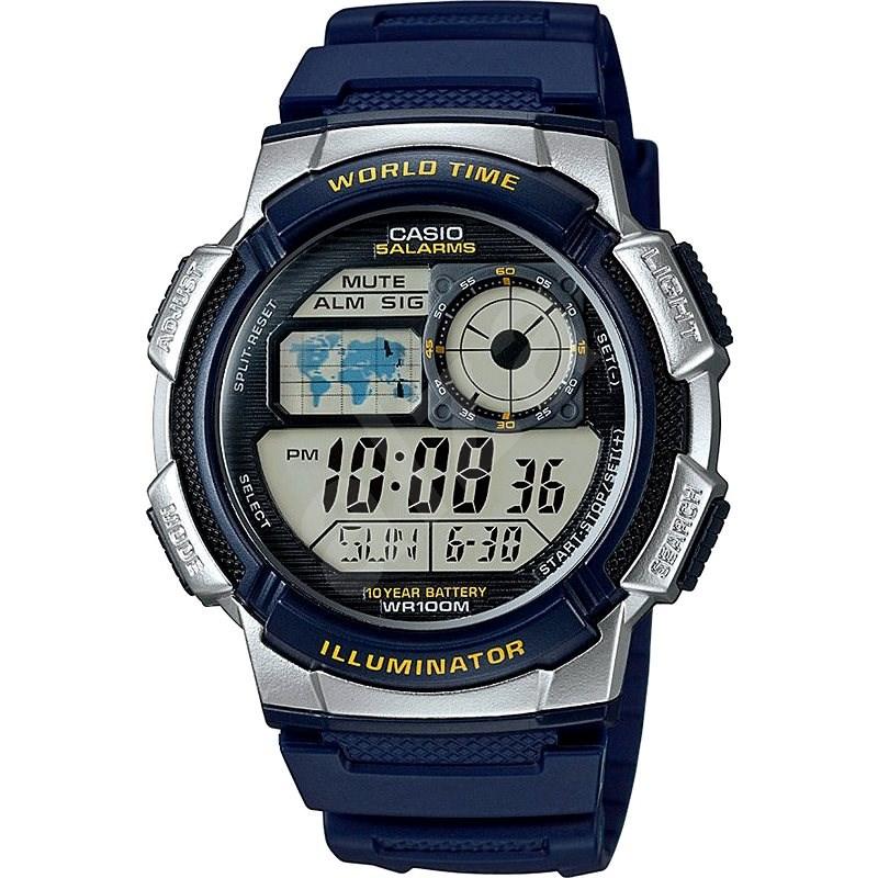 CASIO AE 1000W-2A - Pánske hodinky