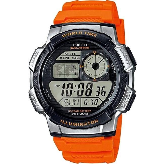 Casio AE 1000W-4B - Pánske hodinky
