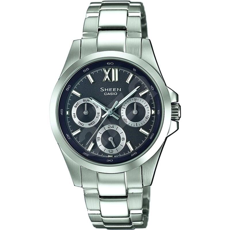 CASIO SHE-3512D-1AUER - Dámske hodinky