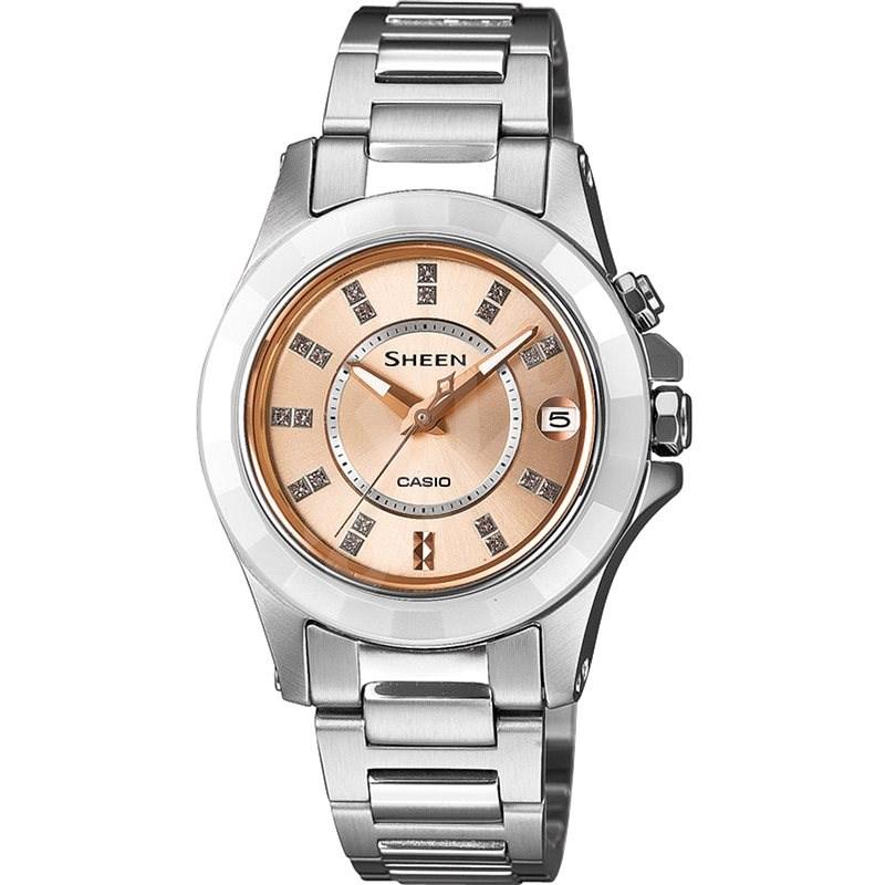 CASIO SHE-4509SG-4AER - Dámske hodinky