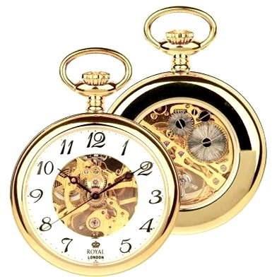Royal London 90002-02 - Vreckové hodinky