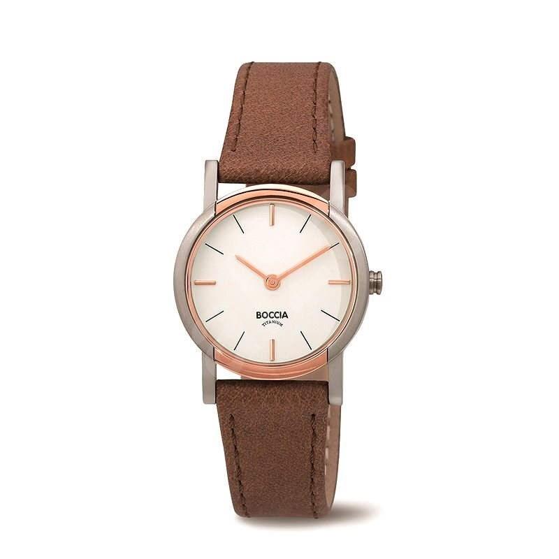 Boccia Titanium 3247-03 - Dámske hodinky