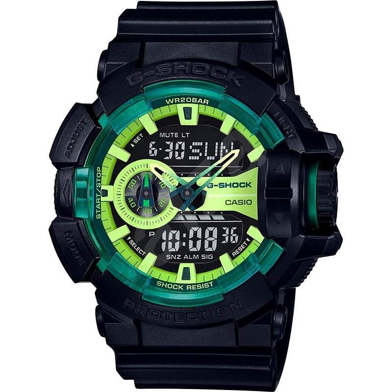 CASIO G-SHOCK GA 400LY-1A - Pánske hodinky